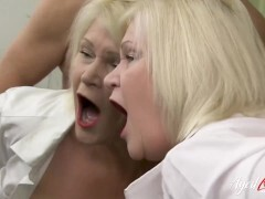AGEDLOVE Gonzo activity came when wild mature seduced stud