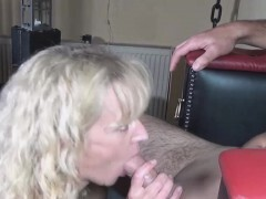 2 German couples hook up at their local swingers club and
